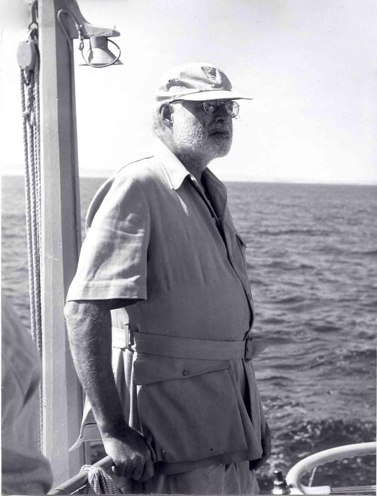 Cabo Blanco, im Mai 1956 Photo by Modeste von Unruh