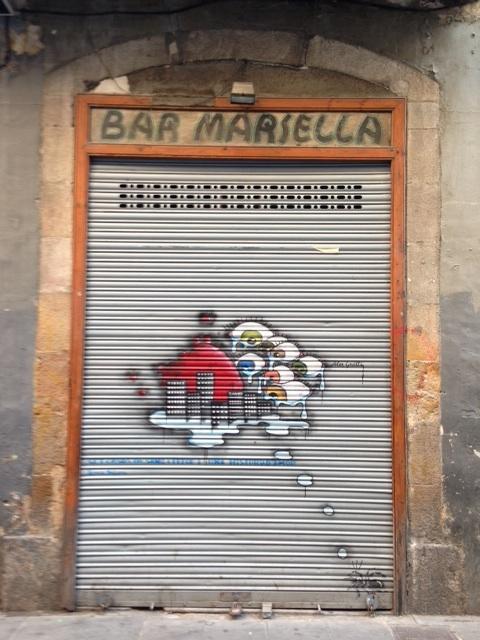 Barcelona, im Juli 2013 Photo by W. Stock