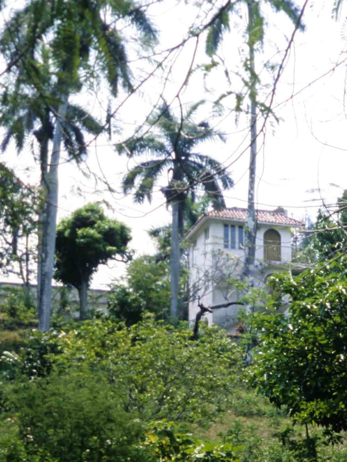 Finca Vigía; Kuba, April 1983 Photo by W. Stock