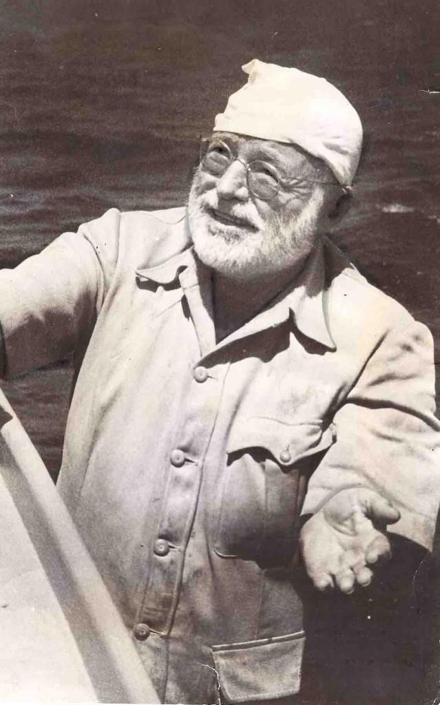 Cabo Blanco, im Mai 1956