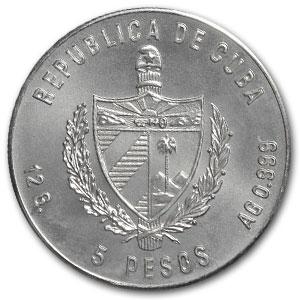 Hemingway's Coin Cuba