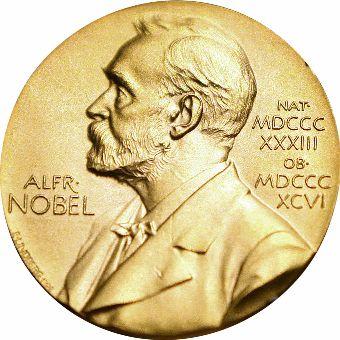 Nobelpreis-Literatur-Medaille