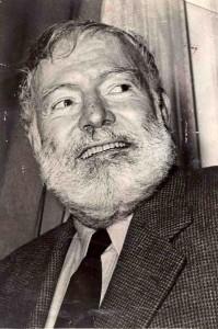 Ernest Hemingway, Miami, Mai 1956