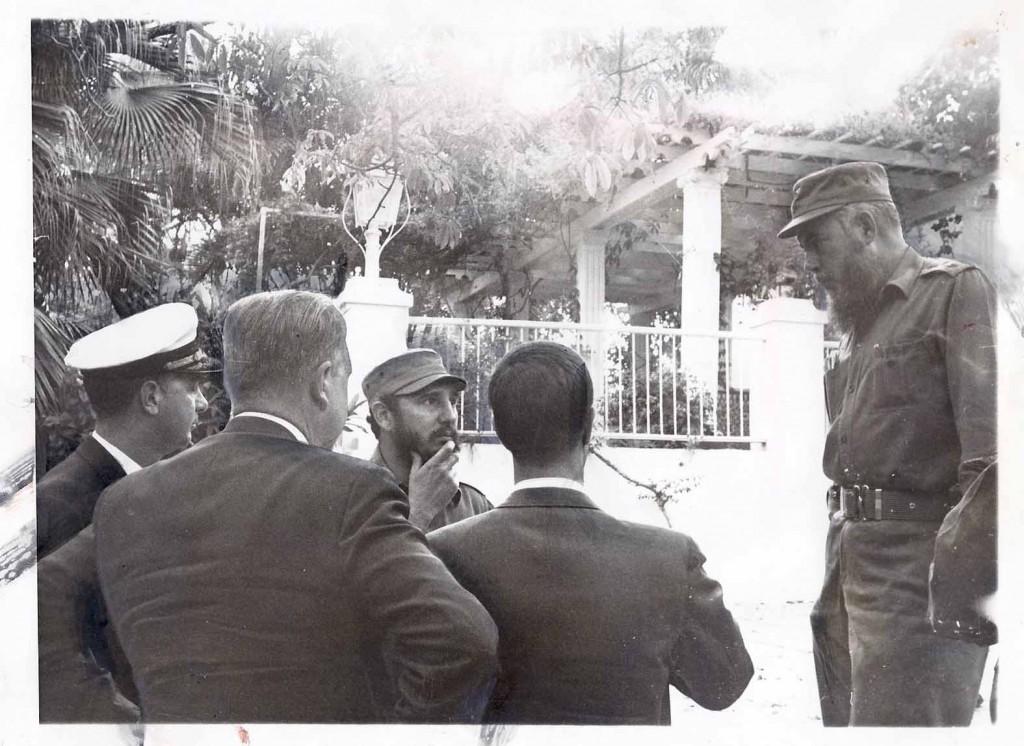 Fidel Castro Finca Vigía