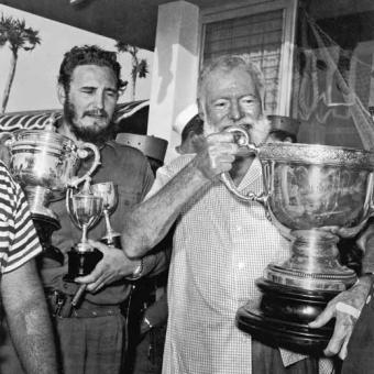 Fidel Castro, Ernest Hemingway